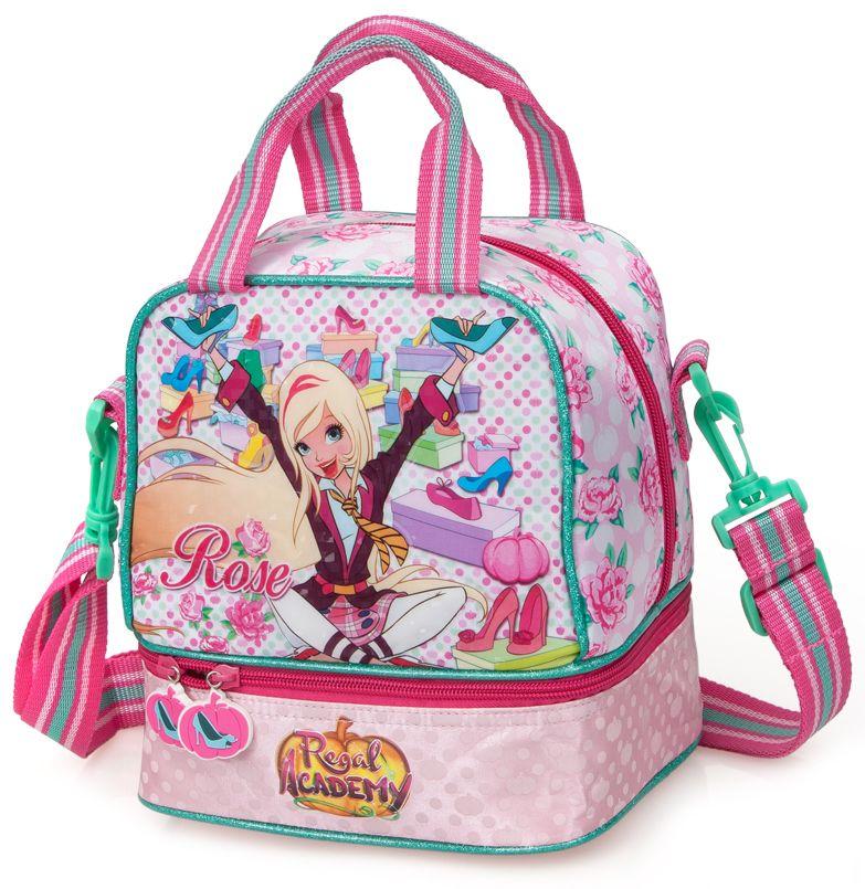 Детска термо чанта J. M. Inacio - Regal Academy, с двойно дъно - 1