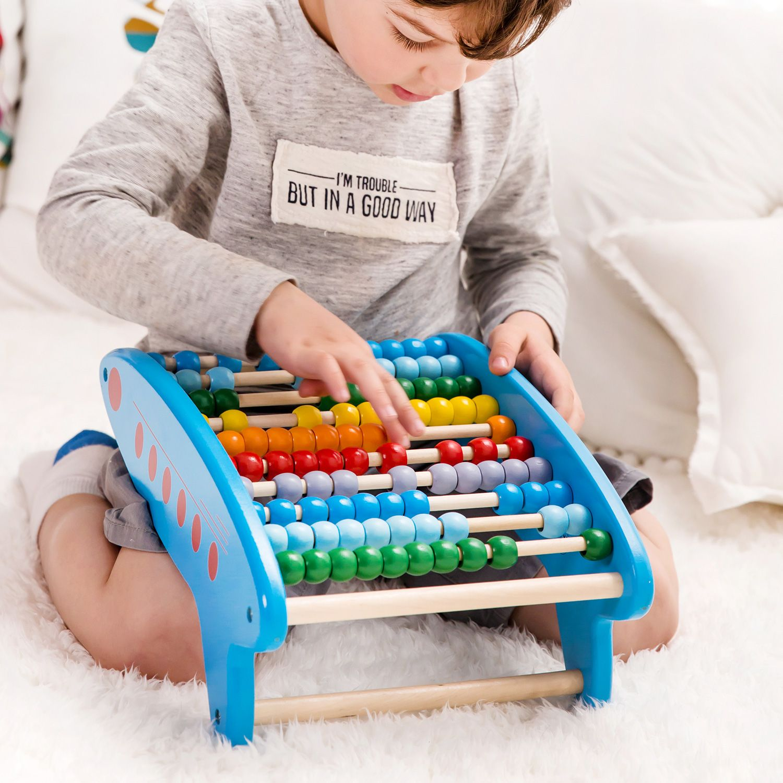Дървена играчка Classic World - Сметало - 3