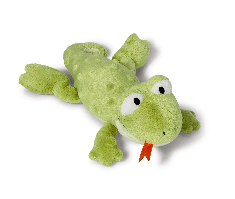 Плюшена играчка Nici – Лежащ гущер, 30 cm - 1