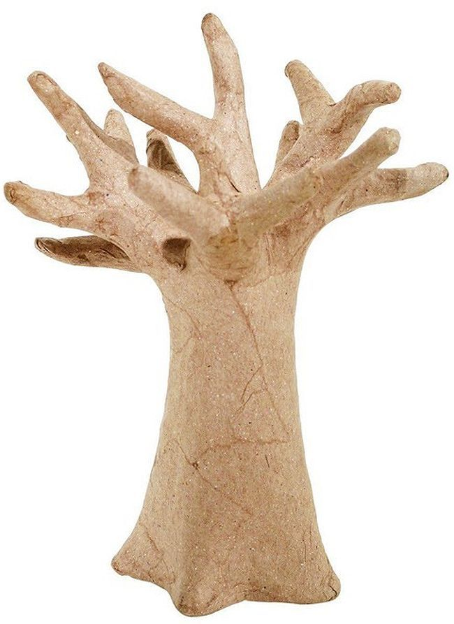 Фигура за декупаж Décopatch - Дърво - 1