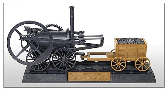 Парен локомотив Academy (18133) - 2