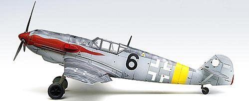 Военен самолет Academy Messerschmitt Bf 109 T-2 (12225) - 7