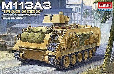 БТР Academy M113A3 (13211) - 2