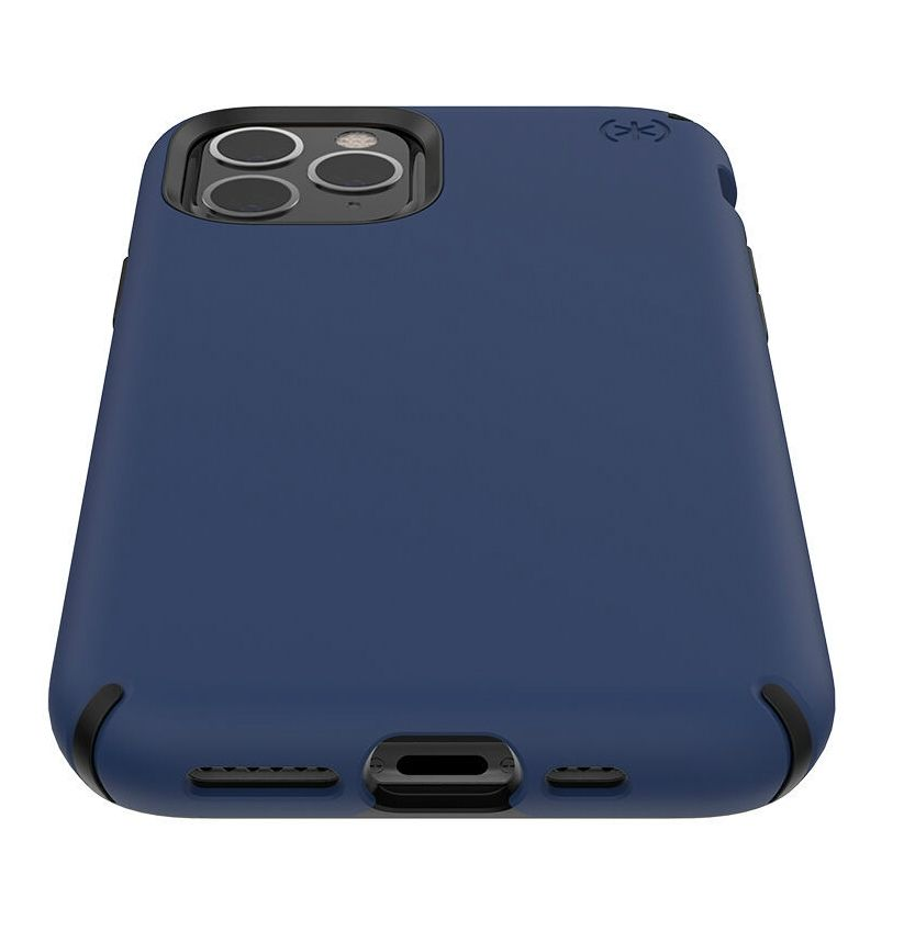 Калъф Speck - Presidio Pro, за iPhone 11 Pro, coastal blue/black - 3