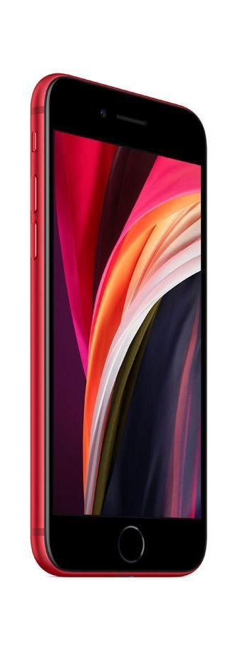 Смартфон iPhone SE - 2nd gen, 64GB, червен - 3