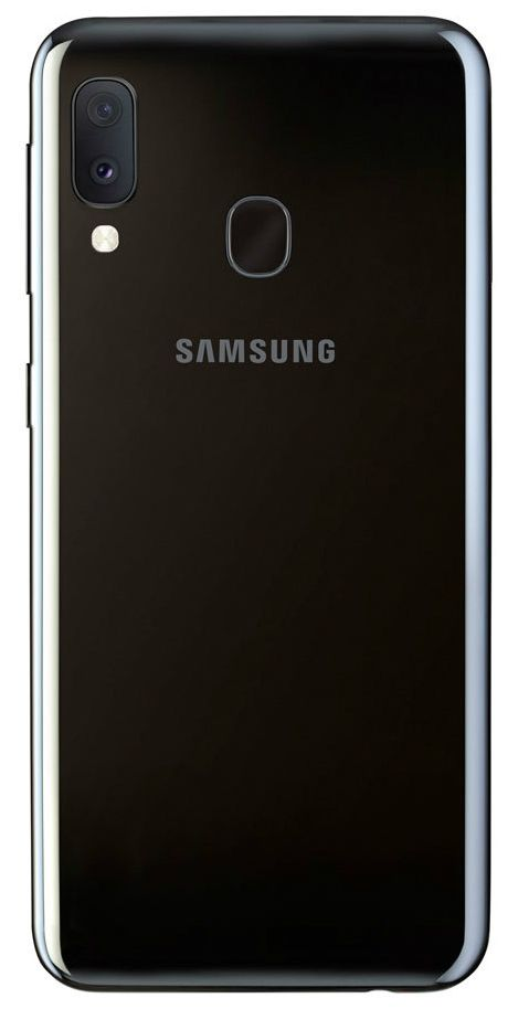 "Смартфон Samsung Galaxy A20e - 5.8"", 32GB, черен - 3"