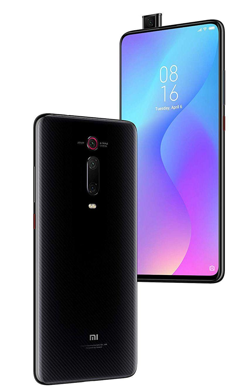 "Смартфон Xiaomi Mi 9T - 6.39"", 64GB, carbon black - 3"