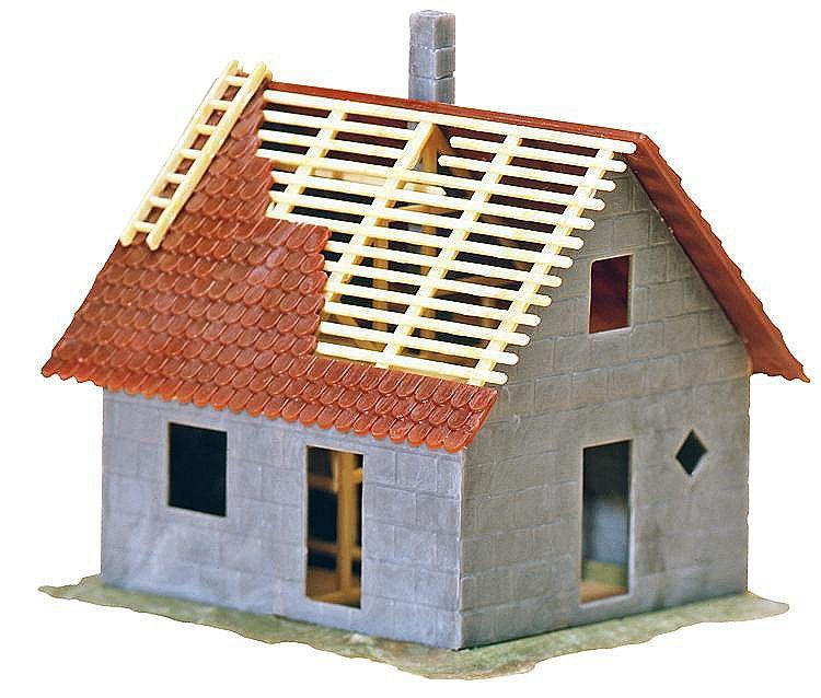 Къща в строеж Faller - 2