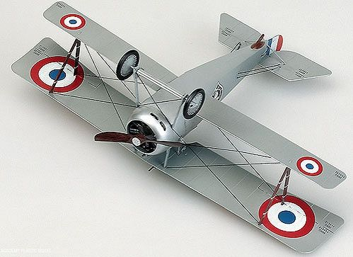 Военен самолет Academy Nieuport 17 (12110) - 4