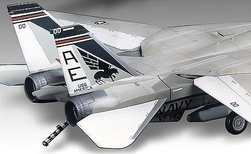Военен изтребител Academy Tomcat F-14 (12253) - 6