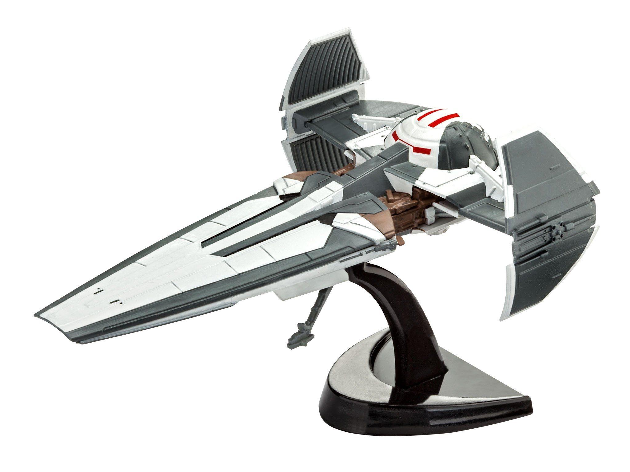 Сглобяем модел Revell - Sith Infiltrator - 1