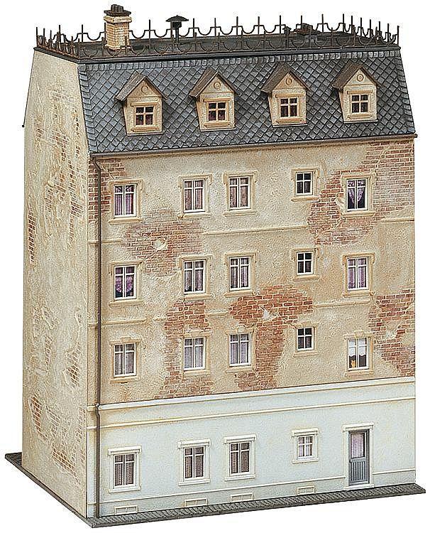 Жилищна сграда с магазин за месо Faller - 3