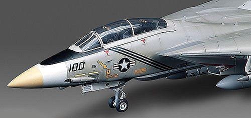 Военен изтребител Academy Tomcat F-14 (12253) - 3