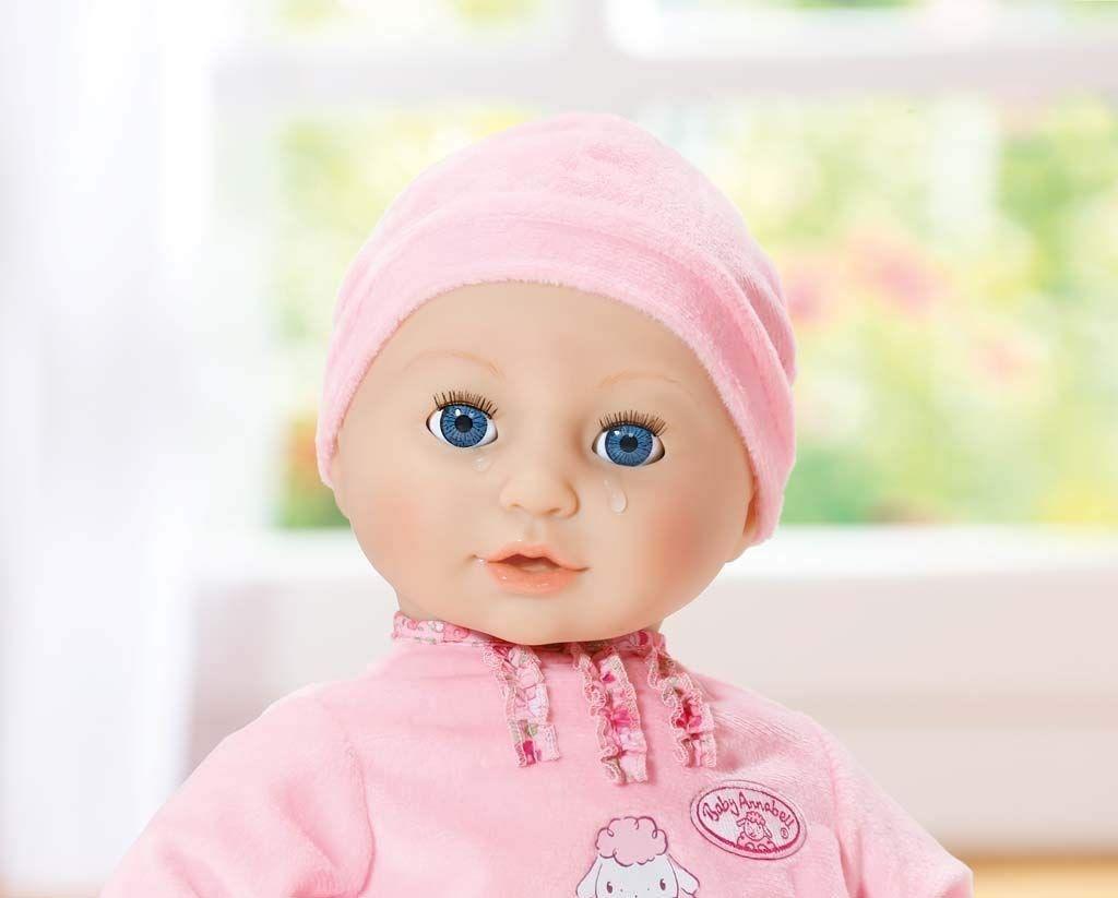 Детска кукла Zapf Creation, Baby Born - Анабел - 3