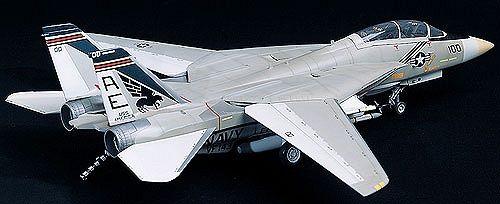 Военен изтребител Academy Tomcat F-14 (12253) - 5