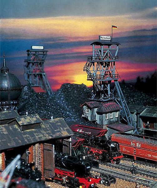 Завод за въглища Faller - 1