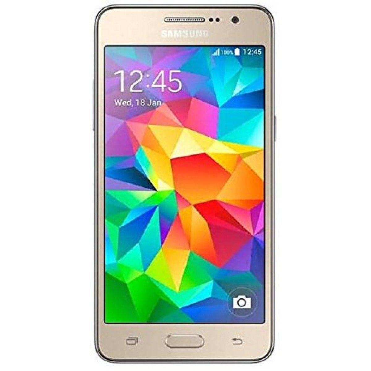 Samsung SM-G531F Galaxy Grand Prime LTE 8GB - златист - 1