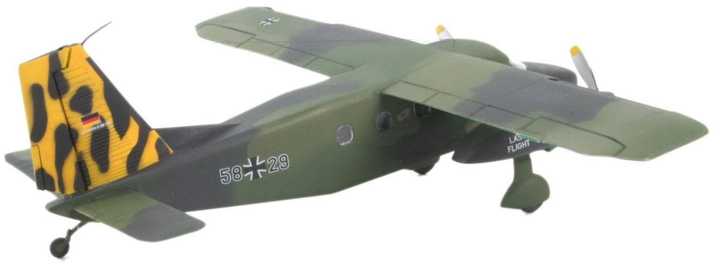 Сглобяем модел на военен самолет Revell - Dornier Do-28 (04193) - 1