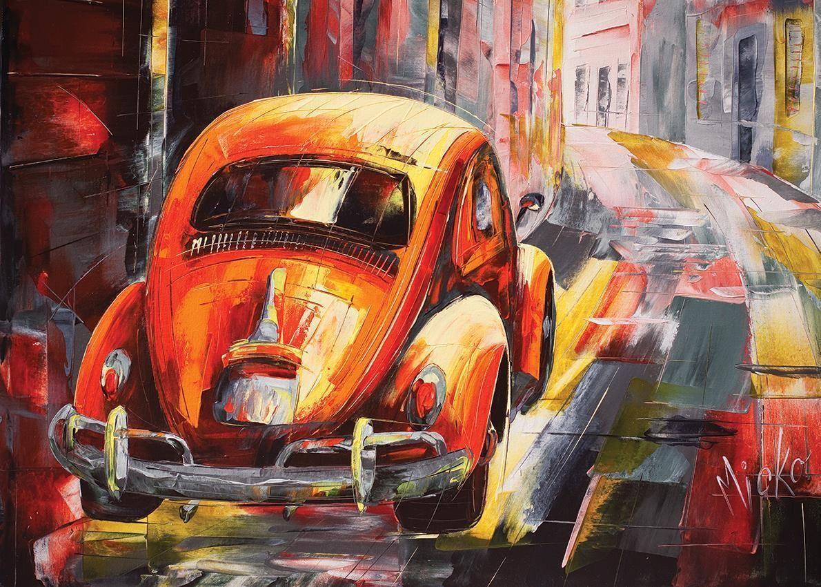 Пъзел Art Puzzle от 500 части - Бийтлинг, Миодраг Момчилович - 2