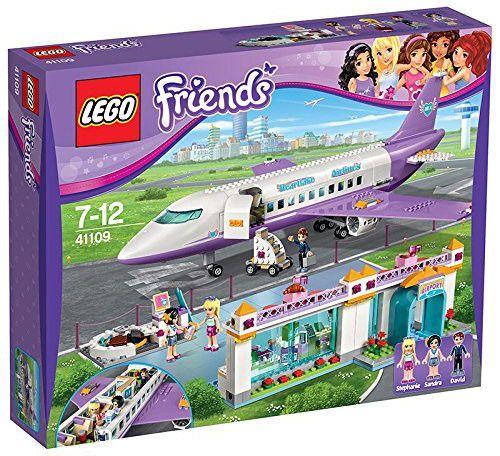 Конструктор Lego Friends - Летището на Heartlake (41109) - 1