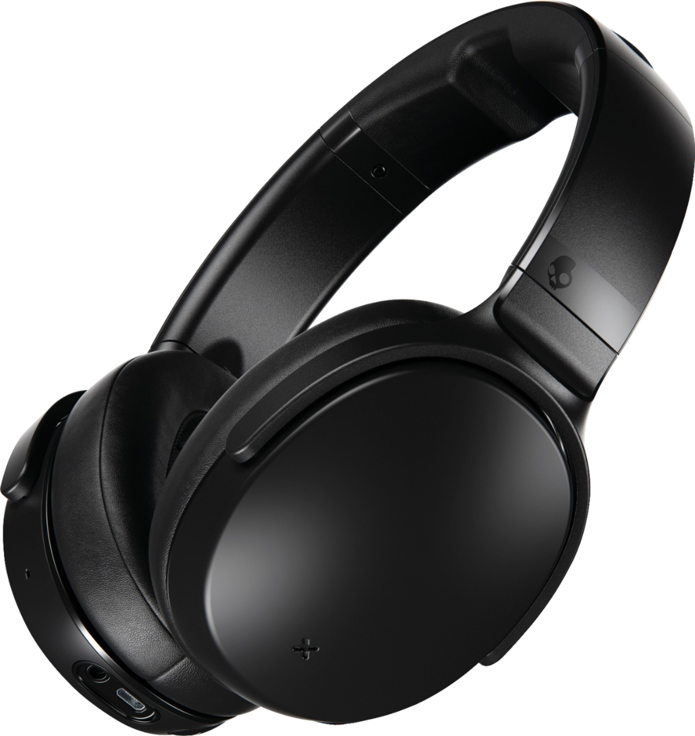 Слушалки с микрофон Skullcandy - Venue Wireless, черни - 1