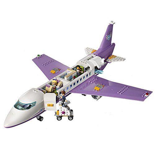 Конструктор Lego Friends - Летището на Heartlake (41109) - 6