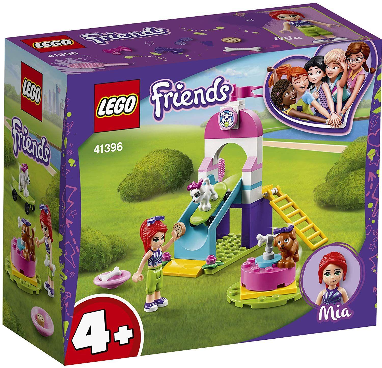 Конструктор Lego Friends - Площадка за кученца (41396) - 1