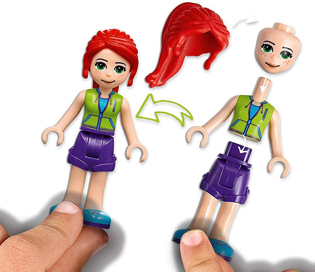 Конструктор Lego Friends - Луксозен къмпинг сред природата (41392) - 7