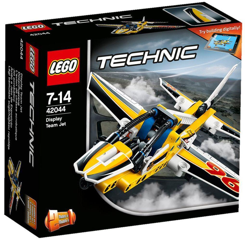 Конструктор Lego Technic - Реактивен самолет (42044) - 1