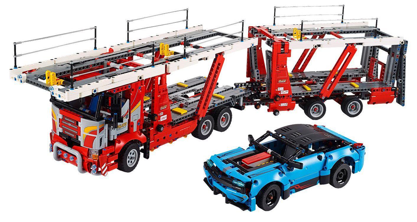 Конструктор Lego Technic - Aвтовоз (42098) - 3
