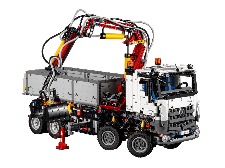 Конструктор Lego Technic - Mercedes-Benz Arocs (42043) - 4
