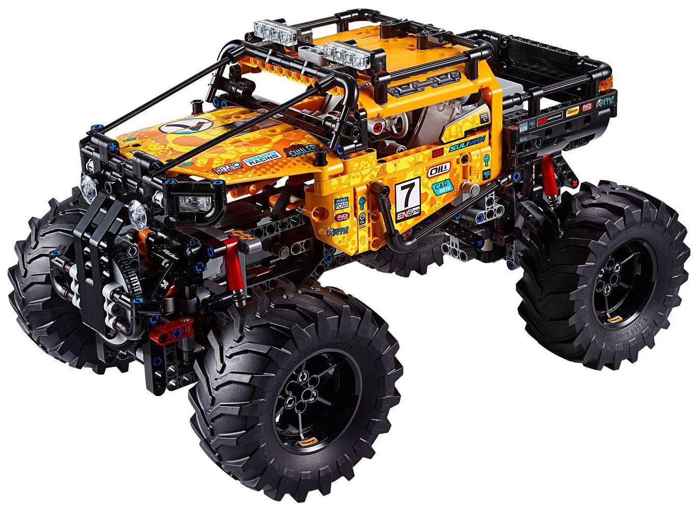 Конструктор Lego Technic - X-treme Off Roader 4x4 (42099) - 4