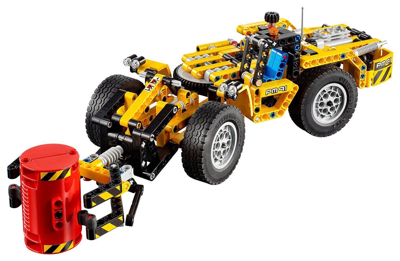 Конструктор Lego Technic - Минен товарач (42049) - 4
