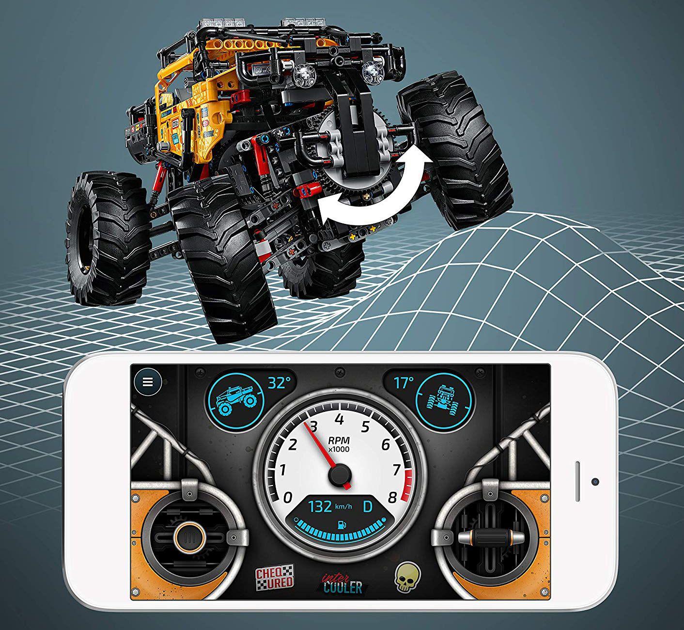 Конструктор Lego Technic - X-treme Off Roader 4x4 (42099) - 5