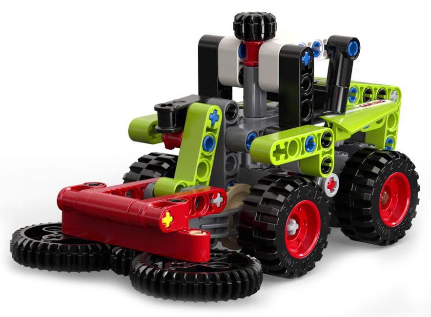 Конструктор Lego Technic - Mini Claas Xerion (42102) - 5
