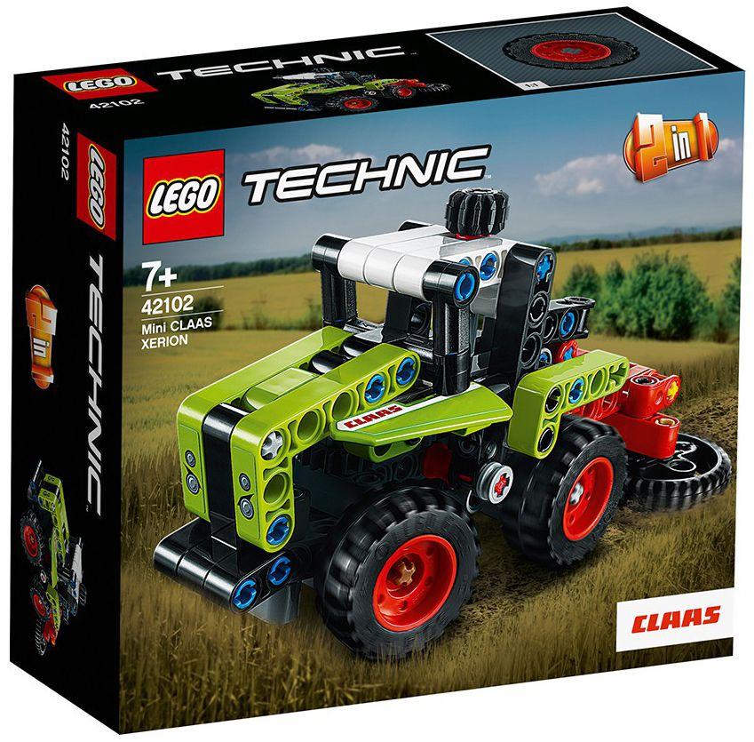 Конструктор Lego Technic - Mini Claas Xerion (42102) - 1