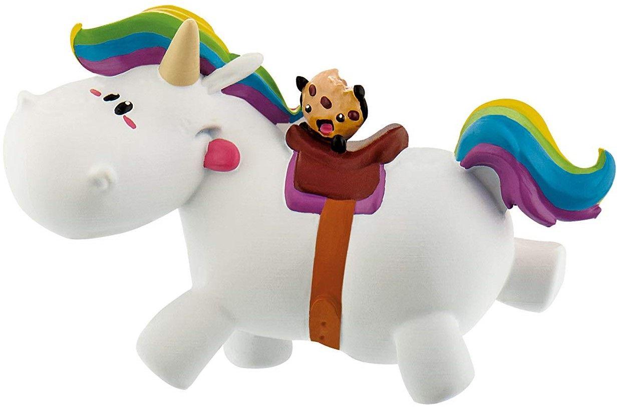Фигурка Bullyland Chubby Unicorn - Чъби язди - 2