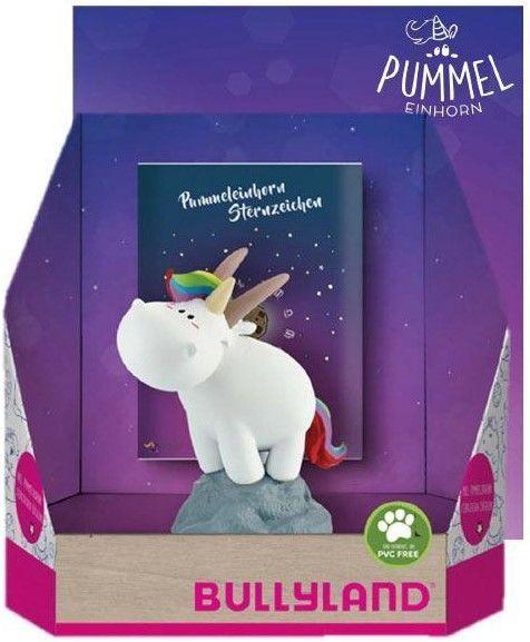 Фигурка Bullyland Chubby Unicorn - Козирог - 1