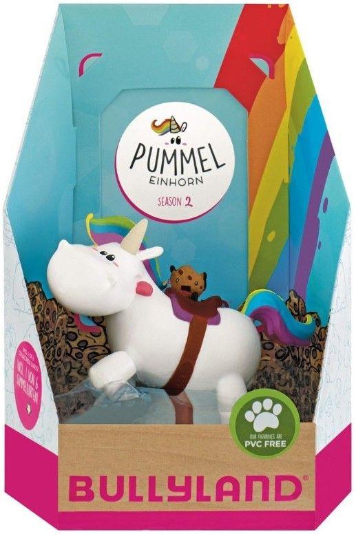 Фигурка Bullyland Chubby Unicorn - Чъби язди - 1