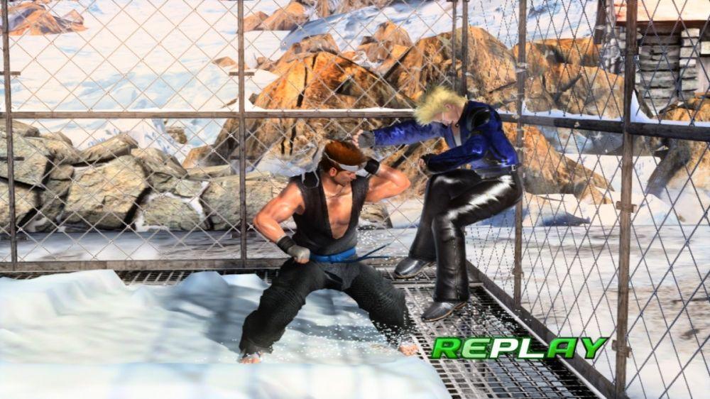 Virtua Fighter 5 (PS3) - 4