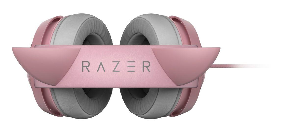 Гейминг слушалки Razer Kraken Kitty Ed. - Quartz - 7