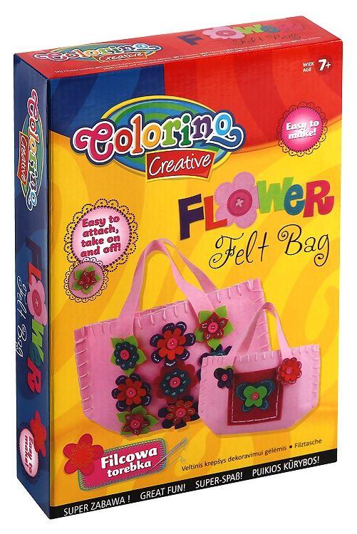 Чанта с цветя - 1