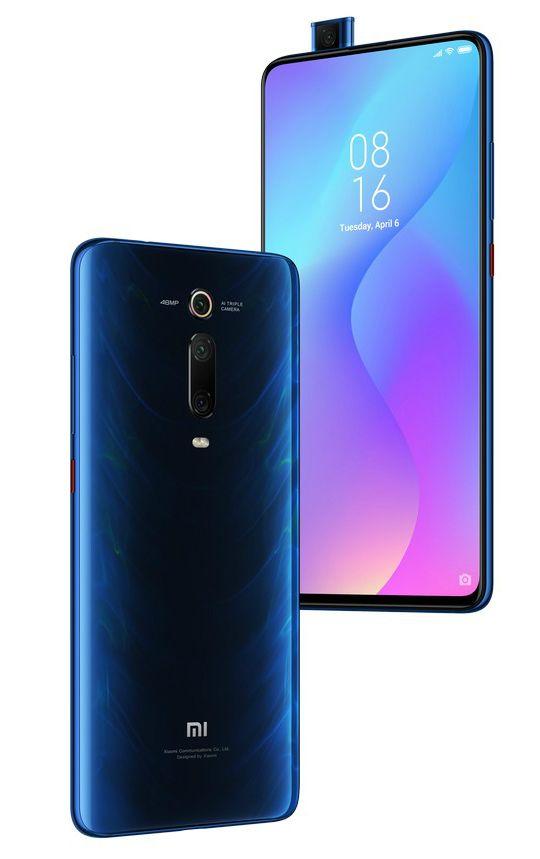 "Смартфон Xiaomi Mi 9T - 6.39"", 64GB, glacier blue - 4"