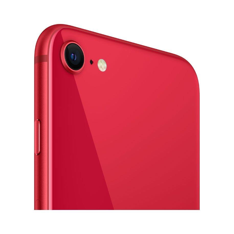 Смартфон iPhone SE - 2nd gen, 64GB, червен - 5