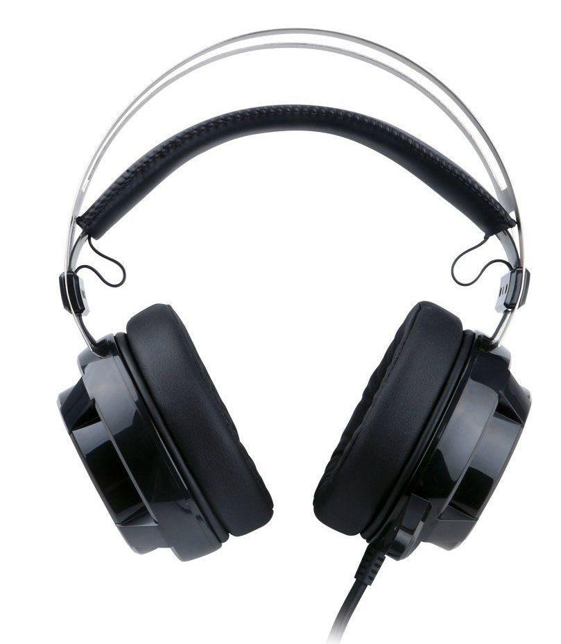 Гейминг слушалки Redragon - Siren H301, черни - 3