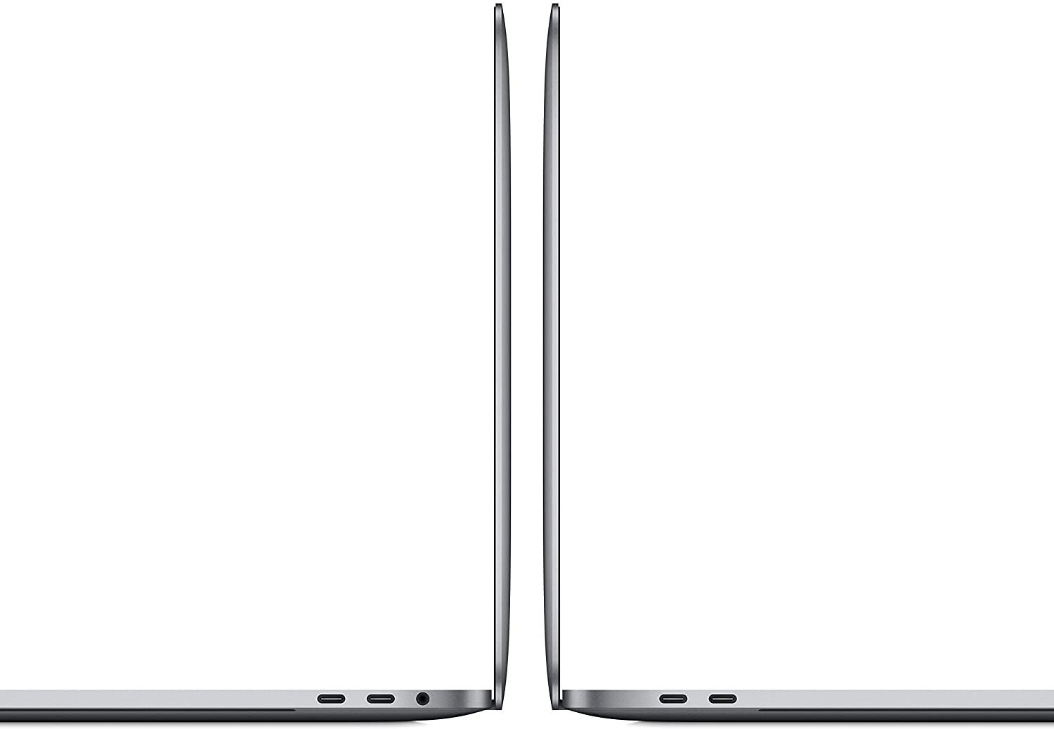 "Лаптоп Apple MacBook Pro - 13"", Touch Bar, Space Grey - 4"