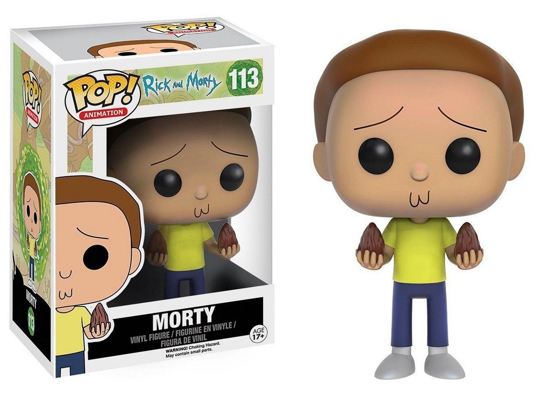 Фигура Funko Pop! Animation: Rick and Morty - Morty, #113 - 2