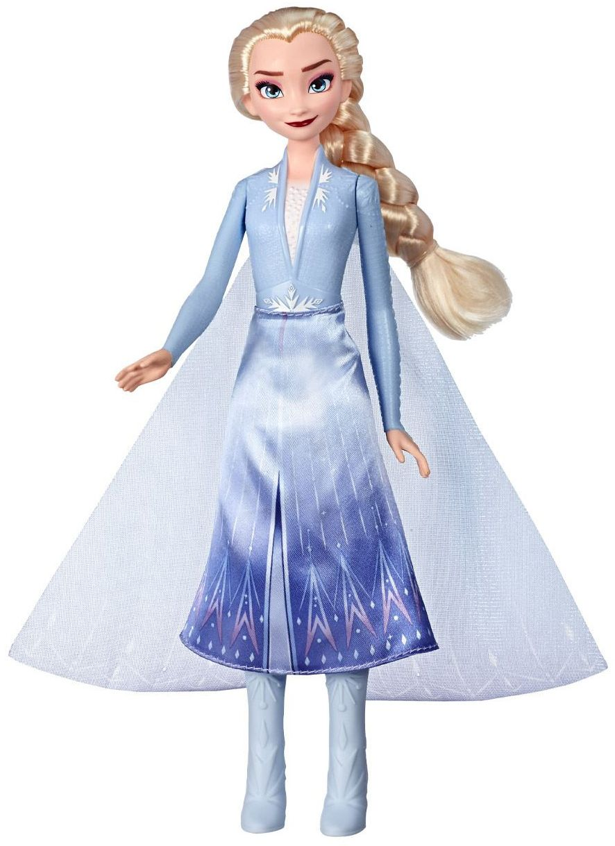 Кукла Hasbro Frozen 2 - Елза със светеща рокля - 2