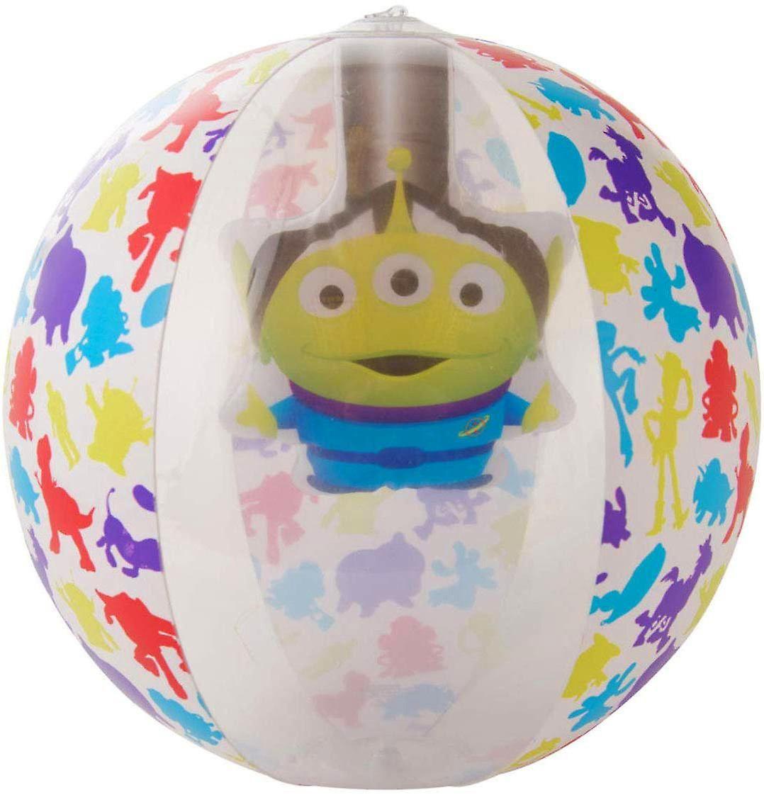 Детски надуваем комплект Disney Toy Story - Дюшек, пояс, раменки и топка - 4