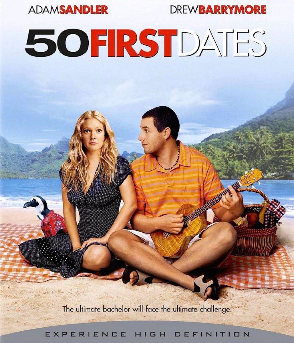 50 първи срещи (Blu-Ray) - 2